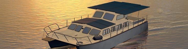 Mit der Sonne im Tank ohne Gestank und Lärm auf dem Wasser unterwegs ist unser Traum. Wir haben gemeinsam getüftelt und entwickelt, jetzt wollen wir ein Sportboot (hochseetauglich mit 5 Betten und ausreichend Platz für PV-Module) zum Solarboot umbaue...