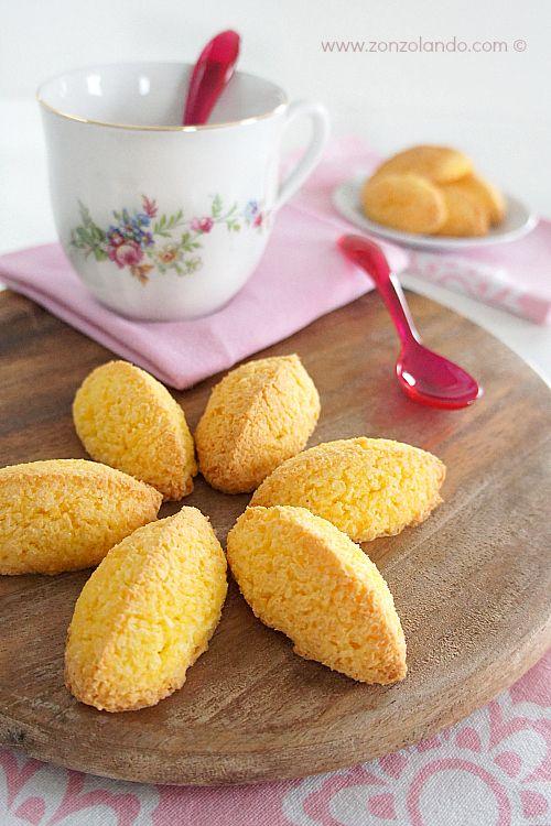 Zonzolando: Biscotti al cocco e il mio primo swap