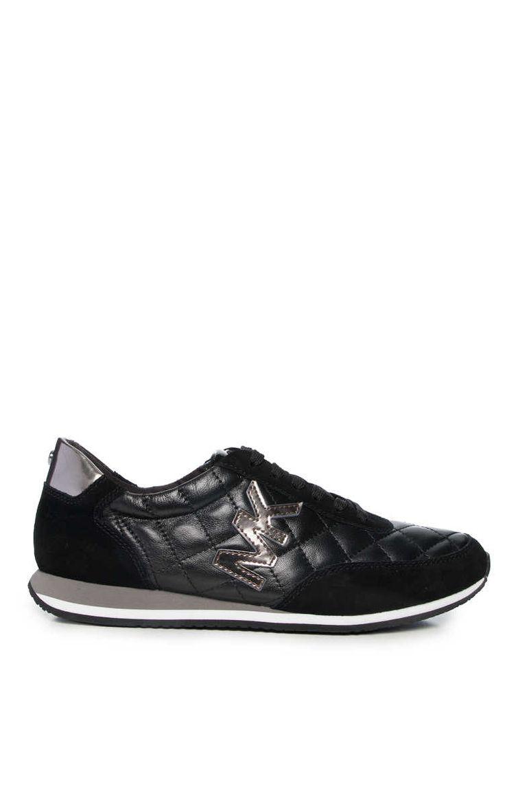Sneakers Stanton Quilted Trainer BLACK - Michael - Michael Kors - Designers - Raglady