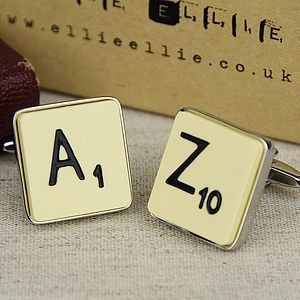 az scrabble earrings - Google Search