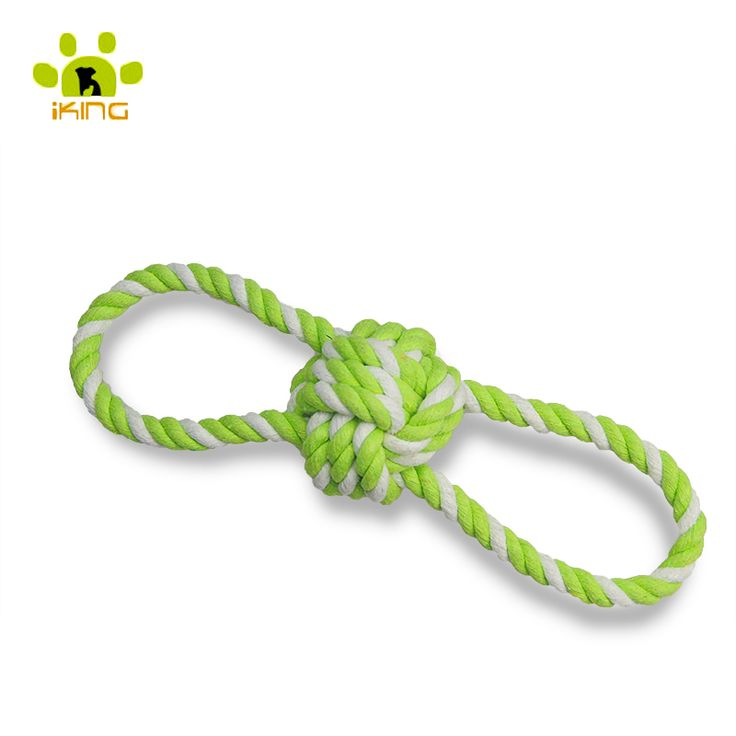 27cm New Fashion Puppy Dog Pet Toy Cotton Braided ball Rope Corn Stick Chew Knot Cotton Rope Pet Supplies Dog Gift Toys