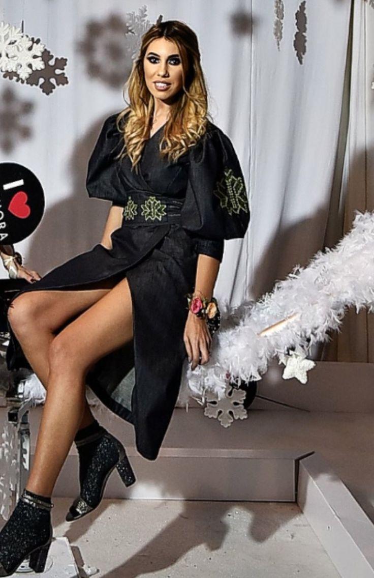 Dress - maressia  #fashionembroidery