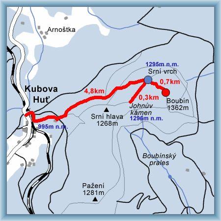 """Boubínský prales   """"Kubova Hut)   ~lbk~"""