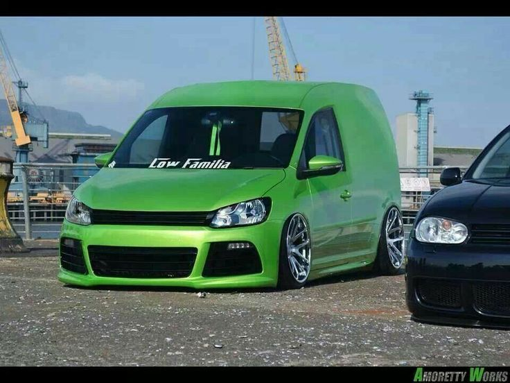 viper green caddy prettyvacant72 vw caddy pinterest. Black Bedroom Furniture Sets. Home Design Ideas