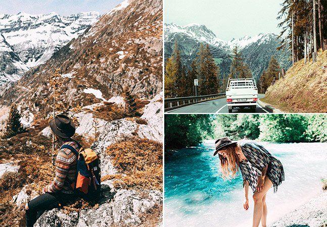 Recentemente nós falamos aqui sobre o jovem fotógrafoSidi Omar Alami, que embarcou em uma jornada pelo interior dos Estados Unidos - e registrou tudo em uma série incrível. A aventura inspiradora não parou tão cedo e já é possível conferir algumas das imagens registradas por ele enquanto aproveitada uma road trip pela Suíça. Nas imagens, podemos acompanhá-lo em seu percurso por montanhas, lagos, picos cobertos de neve e, é claro, muitas noites estreladas. A beleza dessas fotografias é capaz…
