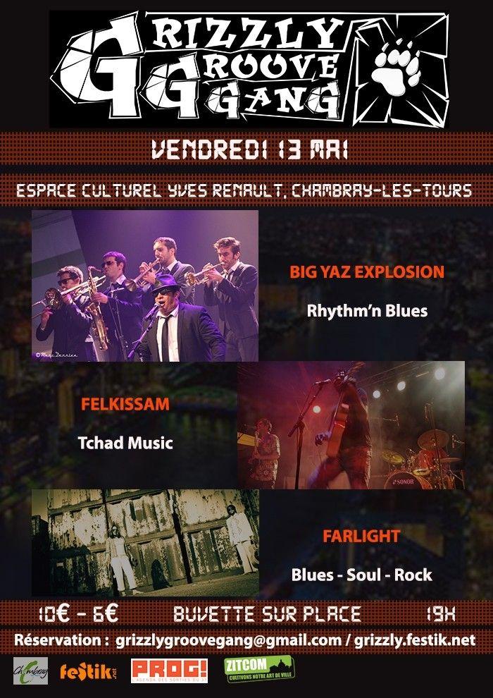 Le Grizzly fait son show Chambray-lès-Tours - http://www.unidivers.fr/rennes/le-grizzly-fait-son-show-chambray-les-tours/ -