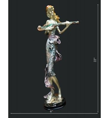 Musical Lady Morden-Silver @ Rs 1800  http://www.krafthub.com/musical-lady-morden-silver.html