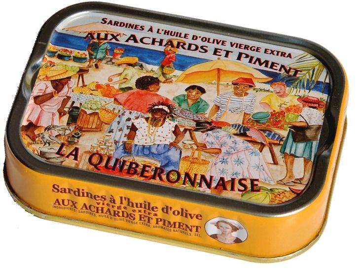 CONSERVERIE LA QUIBERONNAISE depuis 1921