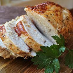 Rosemary Italian Roasted Turkey (rub can also be used for cornish hens or chicken) - Allrecipes.com