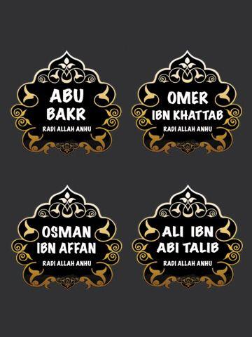 The 4 Khalifah