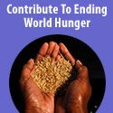 Contribute To Ending World Hunger ~ Click Daily It's FREE