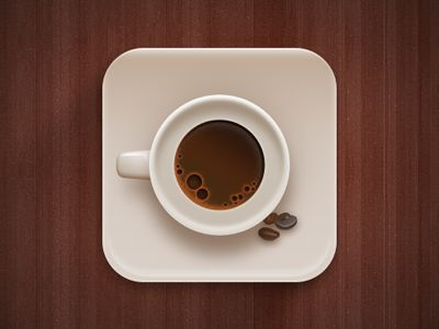 Coffee App Icon