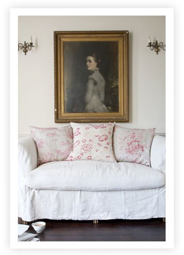 Shabby Chic Couture, Bedding & Reproduction Furniture via Layla Grace ...