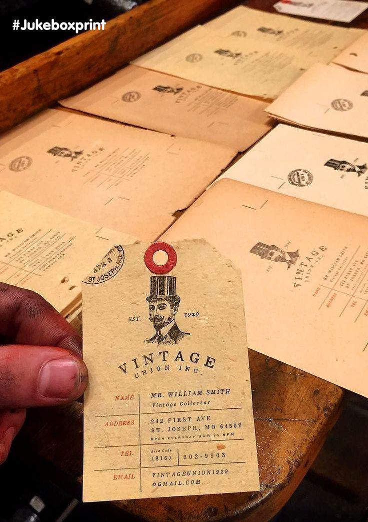 57 best Vintage Business Cards images on Pinterest | Vintage ...