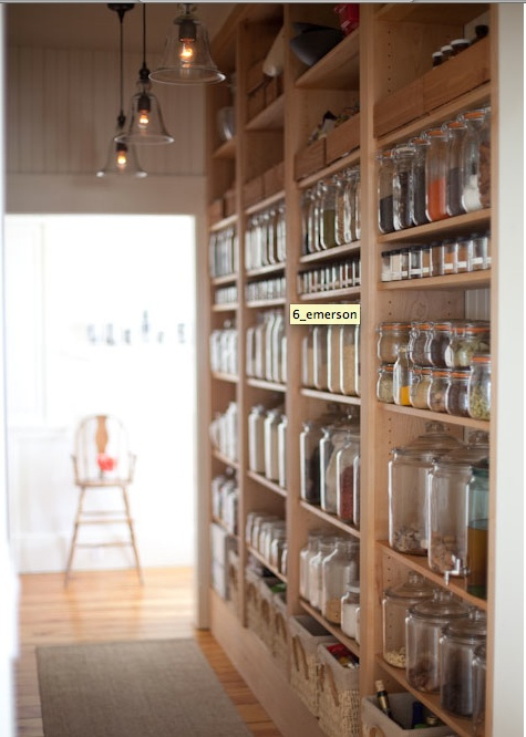 Emerson Made home tour, #storage, #country, #pantry