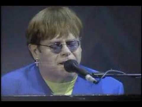 Elton John - I Guess That's Why They Call It The Blues***** This is one of the songs that gets stuck in my head