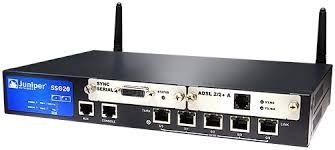 SSG-20-201 Juniper Networks SSG20 with 256 MB Memory, 2-port Mini-PIM slots
