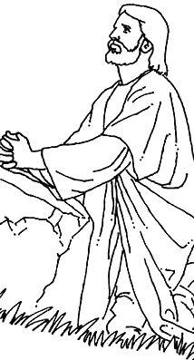 Jesus Christ LDS Clipart Primary
