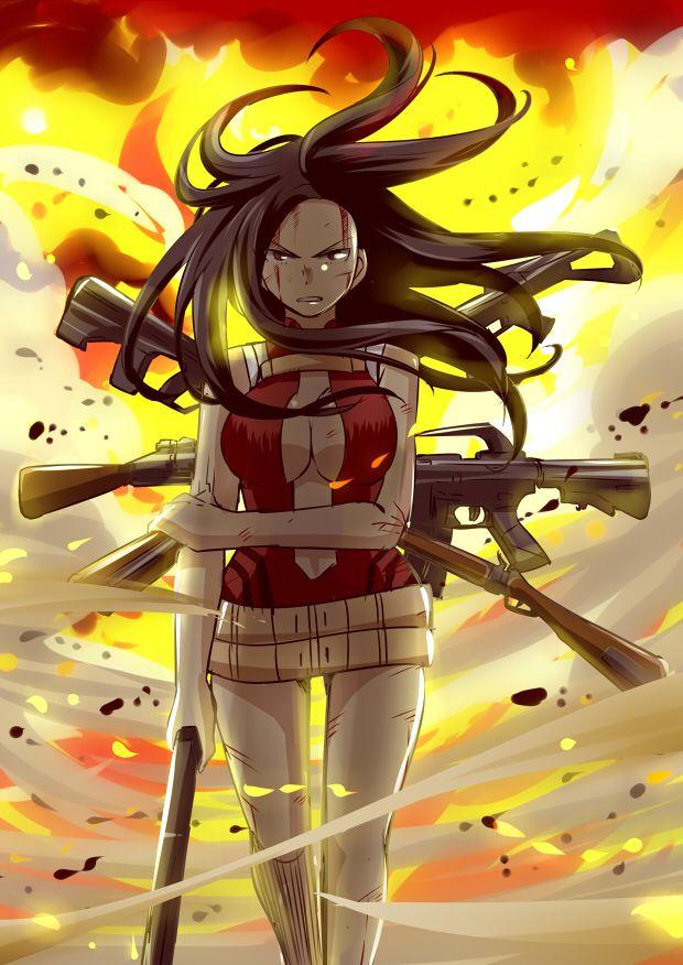 Boku no Hero Academia || Momo Yaoyorozu