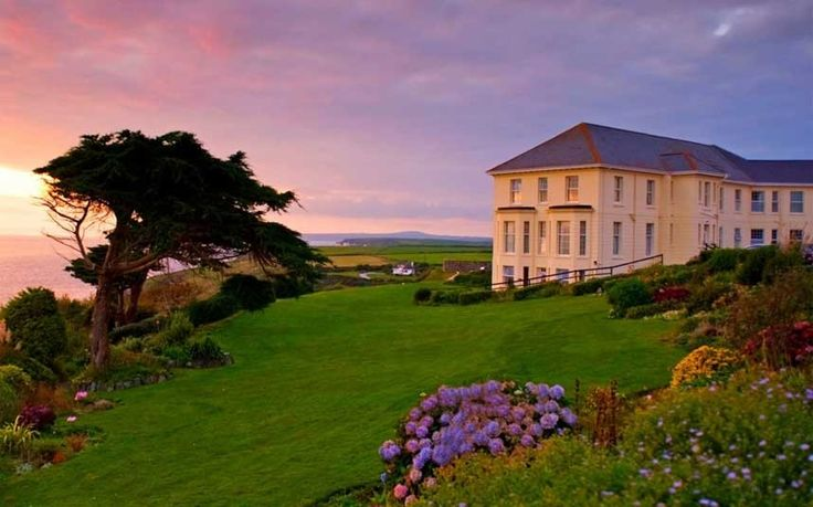 Family-friendly Cornwall hotels: The Fab Five - Telegraph
