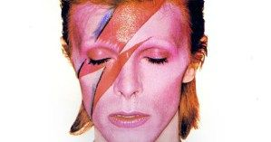 Bowie's booktrysts - to plement with the story of Bowie's Ziggy Stardust persona!