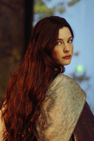 Liv Tyler in all her flawlessness.