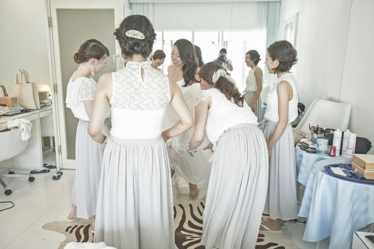 VOUS BRIDAL/オリジナルウェディング/wedding/Bridesmaid/bride/summer wedding/ウェディング/ブライズメイド/