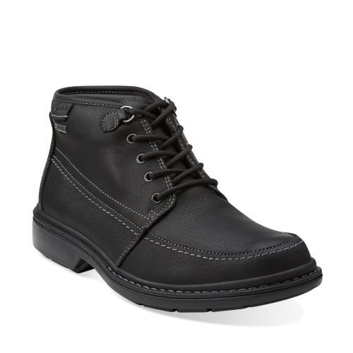 rockie top gtx black leather s tex 174 waterproof