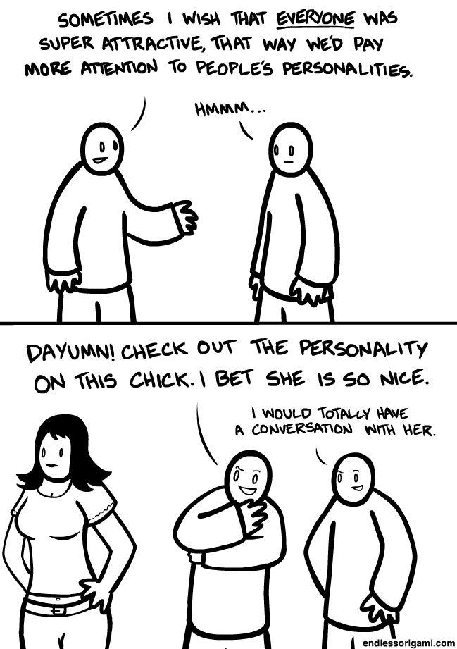Personalities Matter