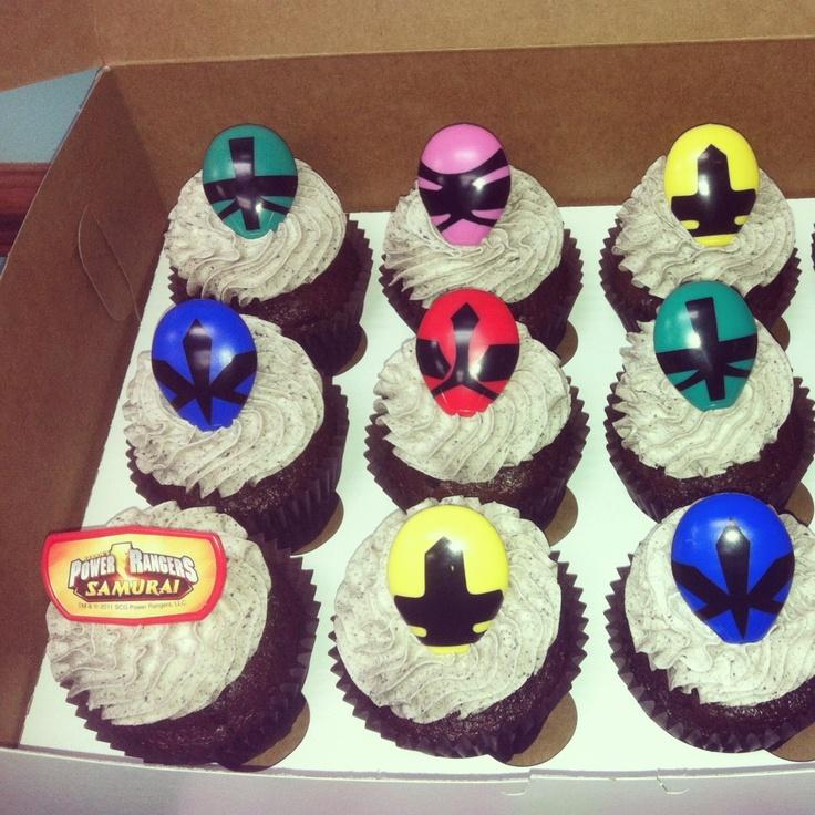 Power Rangers Cupcake Cakes Ideas 30358 Power Ranger Cupca