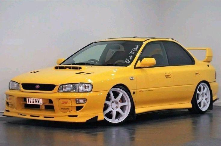 Subaru Impreza Wrx Sti Stanced Jdm Legend Car Subaru Impreza Sti Jdm Cars Best Jdm Cars