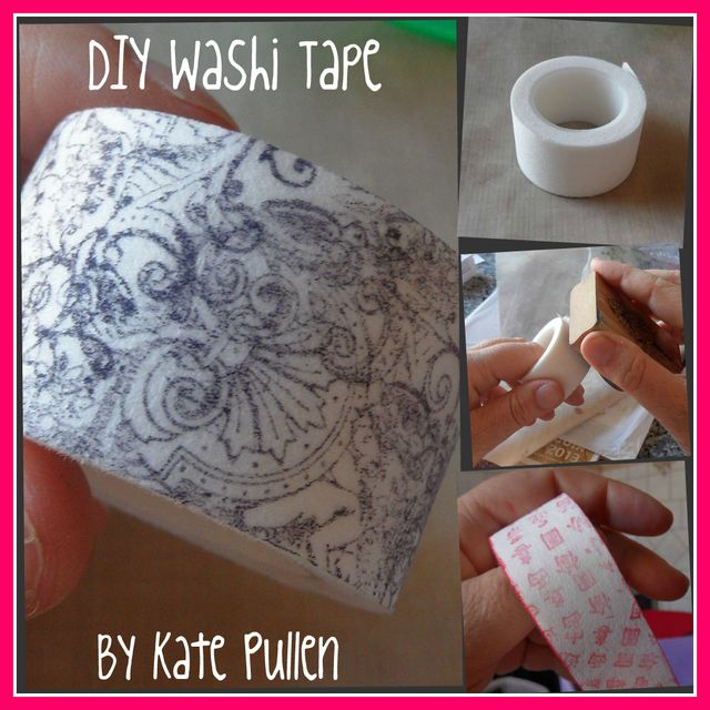 What is digital washi tape and how can you use it paper for How do you use washi tape