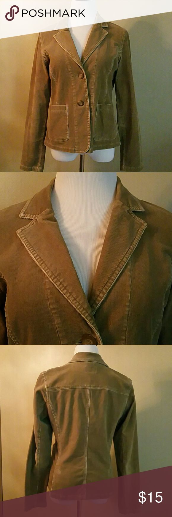 Selling this American Eagle Outfitters Blazer Size Large on Poshmark! My username is: the_baroness. #shopmycloset #poshmark #fashion #shopping #style #forsale #American Eagle Outfitters #Jackets & Blazers