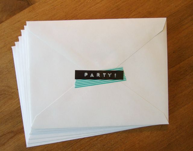 283 best images about invite – Party Invitation Envelopes