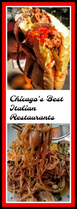 Mangia!  Here's where to find Chicago's best Italian restaurants
