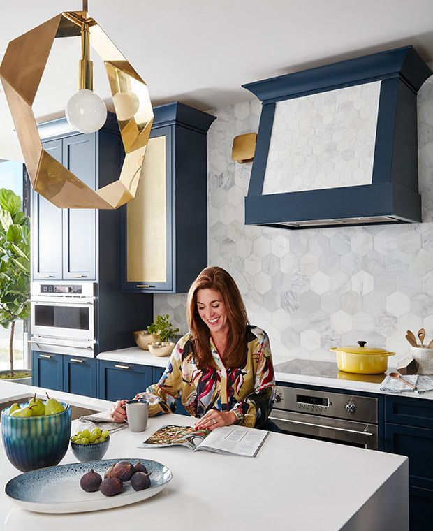 See Sarah Richardson's Beautiful Kitchen Design For