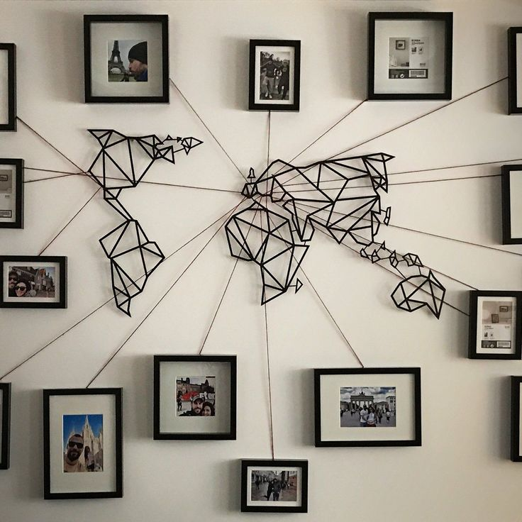 445 best cool stuff on fab images on pinterest appliances world map metal wall art gumiabroncs Gallery