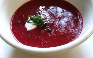 Cocina Judía: Borsht