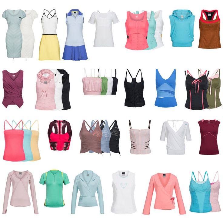 Nike Damen Fitness Tanz Sport Shirt XS S M L XL 2XL Sportshirt Fitness Top neu | eBay