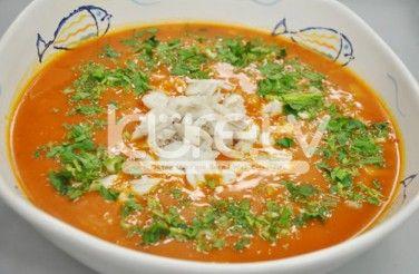 Sebzeli Balık Çorba