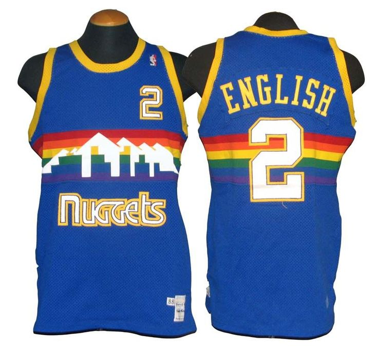 Nuggets English Jersey: 107 Best Jerseys Images On Pinterest
