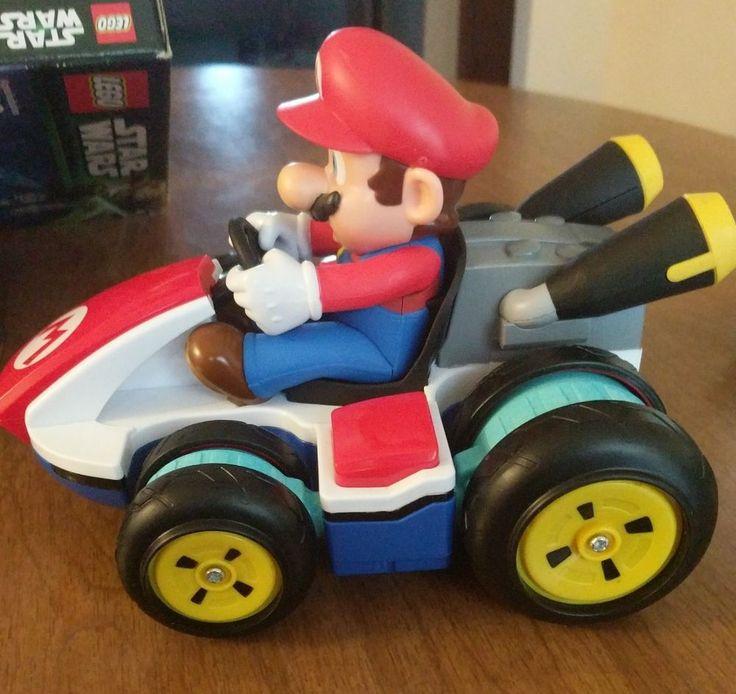 NINTENDO MARIO KART 8 MINI RC  TOY CAR MINI ANTI-GRAVITY R/C RACER *no remote * #Nintendo