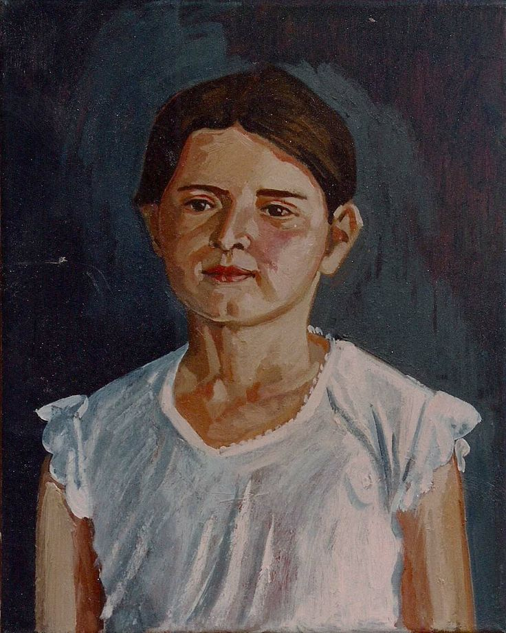 Oil on canvas (40x50) kelly Papastogiannoudi