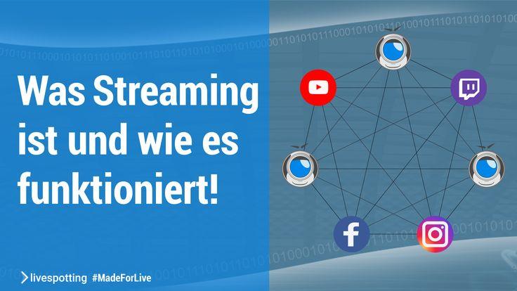 Was Streaming ist und wie es funktioniert