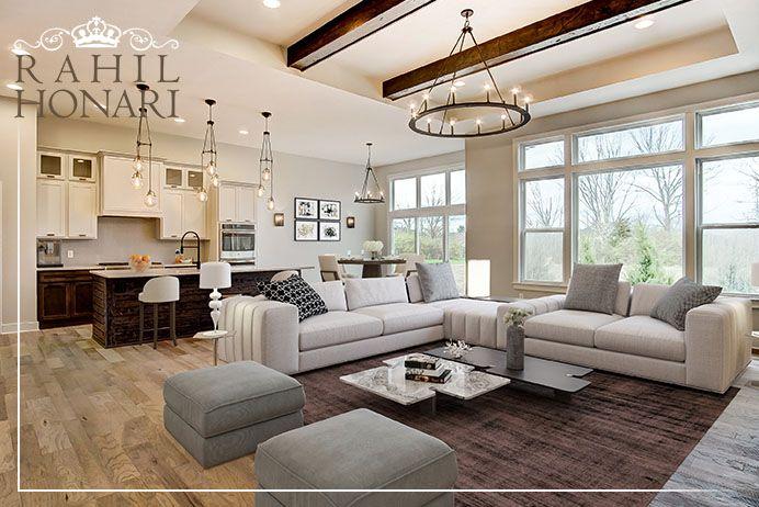 طراحی دکوراسیون منزل ساده و شیک Living Room Color Living Room Color Schemes Houzz Living Room