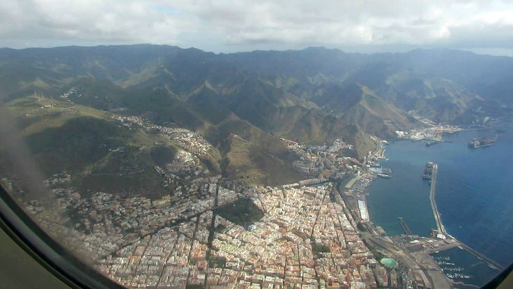 Canary Islands - Tenerife -  Aterrizaje / Landing / Atterrissage