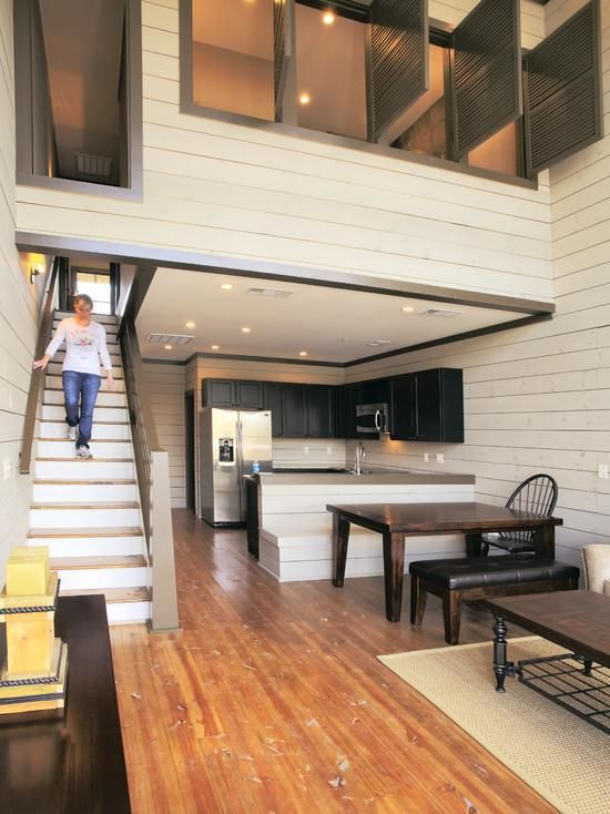 Modelos de lofts decorados loft pinterest plafond for Plafond de bureau