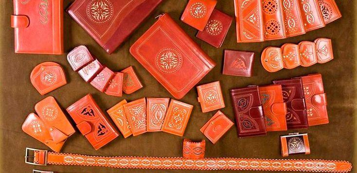 Artesanía Vivas: marroquinería con raíces