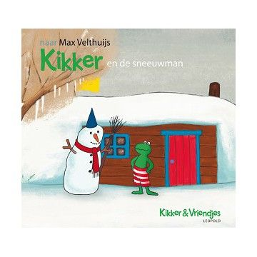 Een lekkere beker warme chocolademelk en voorlezen maar! En de kikker-boeken van Max Velthuis blijven toch fantastisch!