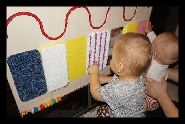 kreatywnyMaks: Mała tablica sensoryczna